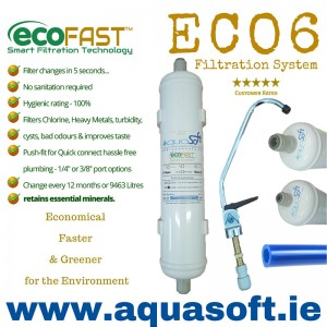 EcoFAST™ ECO6 Water Filtration System